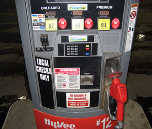 Credit Card Skimmers Hidden In Gas Pumps